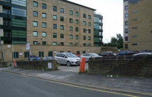 Parking Space, Stonegate House, BD1